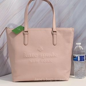 New Kate Spade Larchmont Avenue Penny Leather Tote